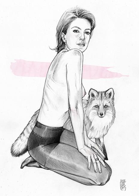"""""""Foxy"""" • 2015"""