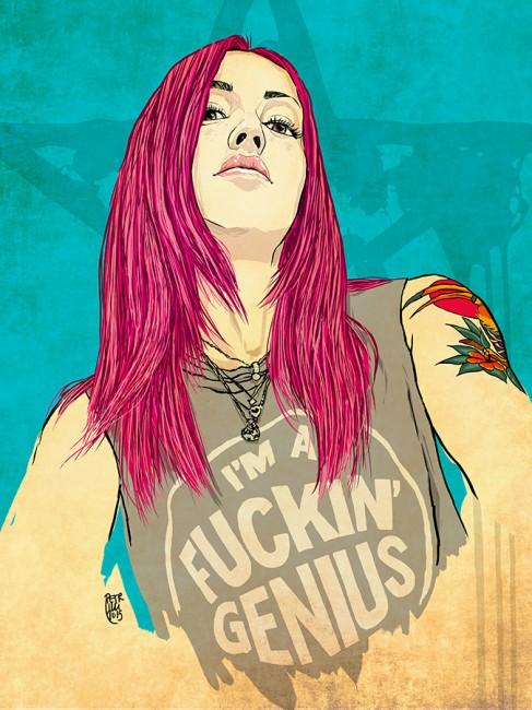 """""""GENIUS"""" • 2015"""