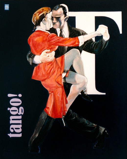 """Tango!"" • 2002"