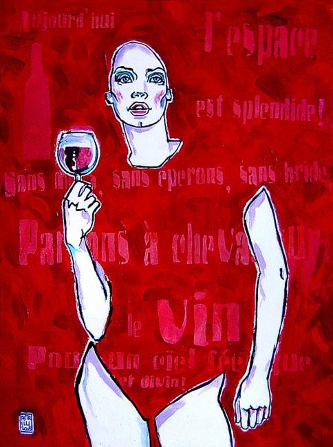 """""""Le vin des amants """" • 2005"""