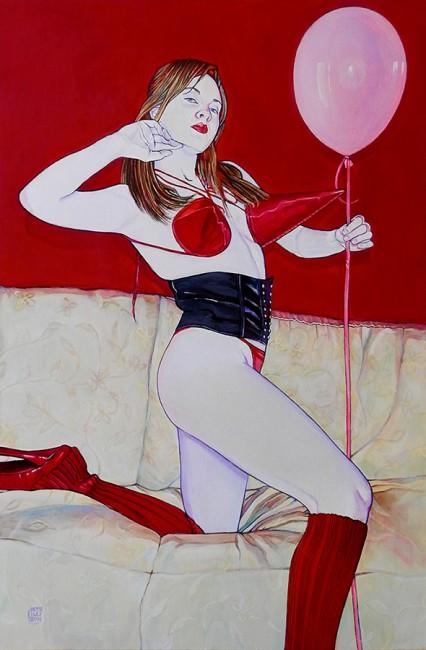 """""""Pinkesque"""" • 2011"""