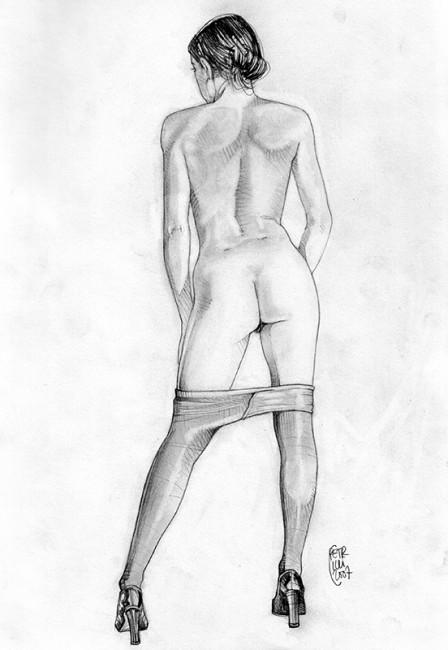 """Black Nylon #3"" • 2007"