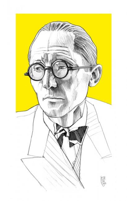 Le Corbusier • 2010