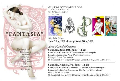 """""""Fantasia"""", Chicago • 2008"""