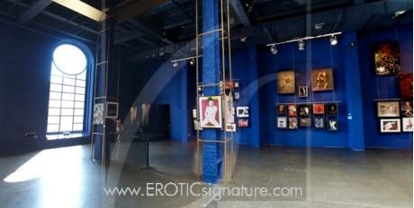 """Montreal Erotic Art Festival"", Montreal • 2008"