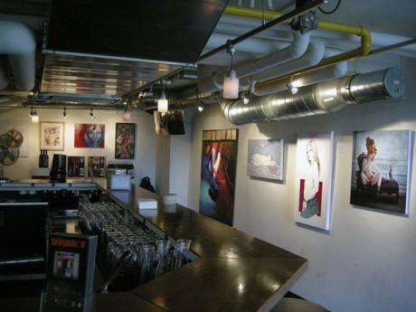 """""""Pornsaints Group Show"""", Zurigo • 2010"""
