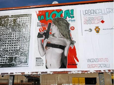 """""""Urban Gallery"""", Foggia • 2015"""
