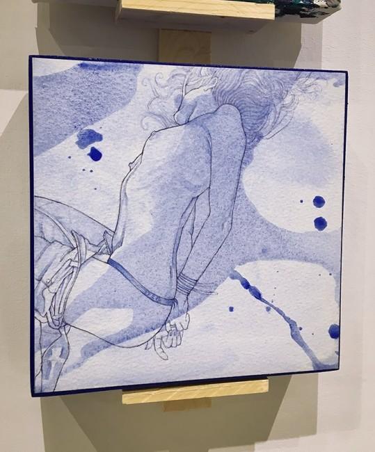 """Nel blu dipinto di blu"" • 2017"