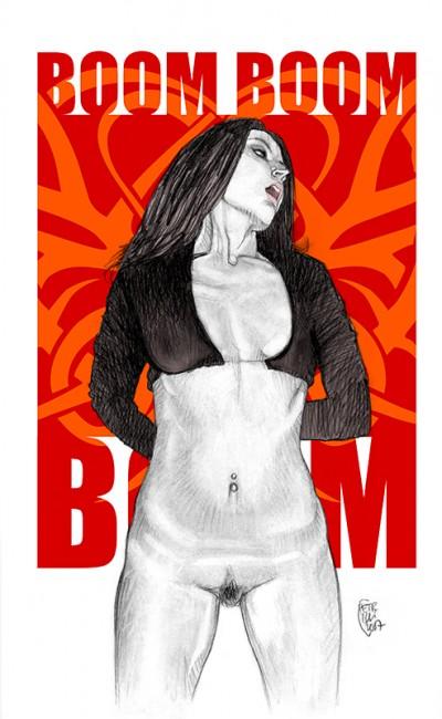 """BoomBoomBoom"" • 2007"