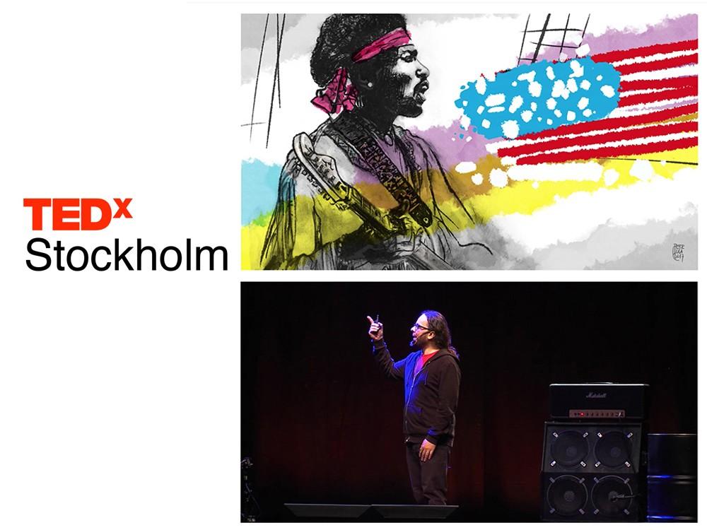 """""""TEDx Stockholm"""", Stockholm"""