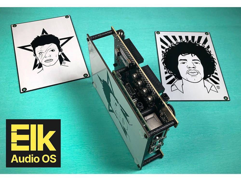 Covers per ELK Audio OS
