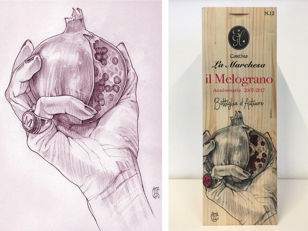 Il Melograno - limited edition