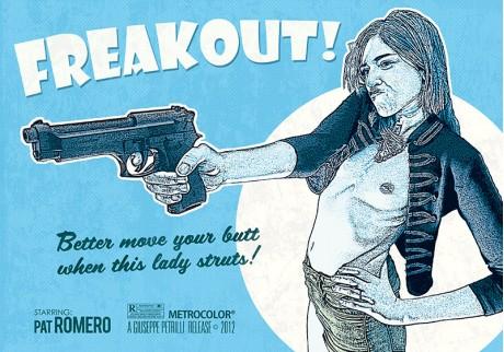 """FREAKOUT! #2"" • 2012"