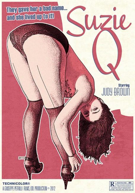 """""""Suzie Q"""" • 2012"""