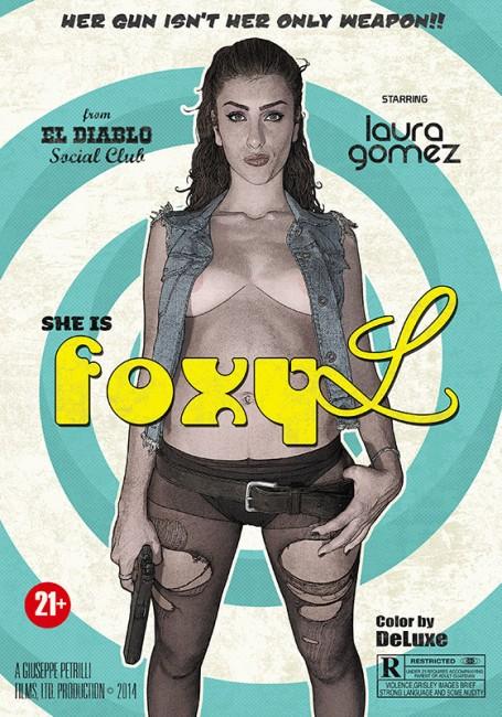 """""""Foxy L"""" • 2014"""