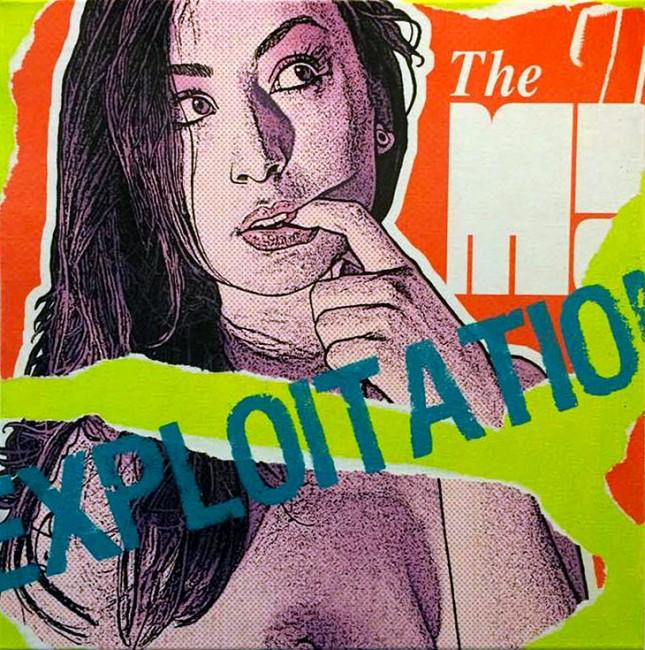 """""""1970s Exploitation #5"""" • 2013"""