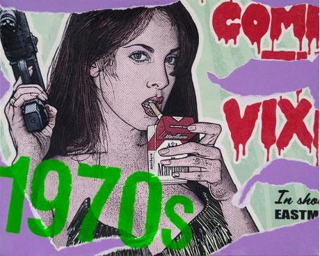 """""""1970s Exploitation #6"""" • 2013"""