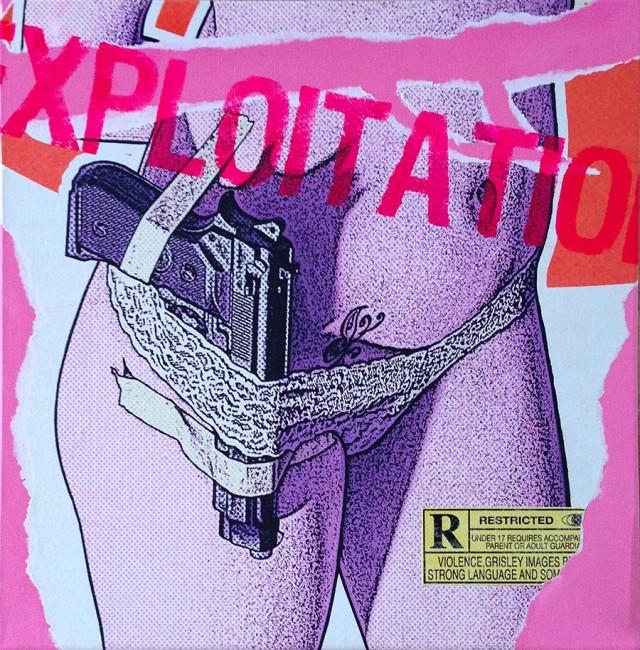 """""""1970s Exploitation #8"""" • 2013"""
