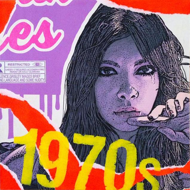 """""""1970s Exploitation #10"""" • 2013"""