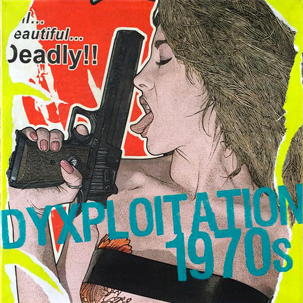 """1970s Dyxploitation #1"" • 2014"