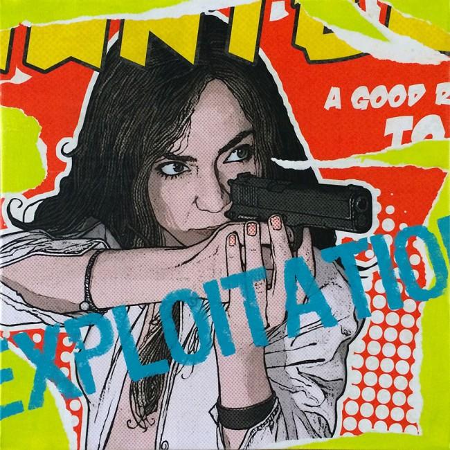 """""""1970s Exploitation #12"""" • 2014"""